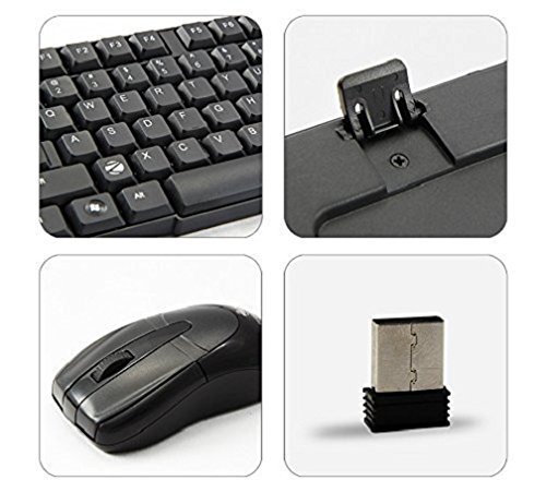 zebronics wireless keyboard and mouse companion 6 nano receiver in the mouse spartan 39 s. Black Bedroom Furniture Sets. Home Design Ideas